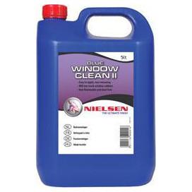 Nielsen Blue Window Clean II  5L - Środek do czyszczenia szyb