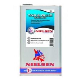 Nielsen Tar & Glue Remover 5L - Środek do usuwania smoły i kleju