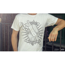 Koszulka T-Shirt PASSION LIFESTYLE