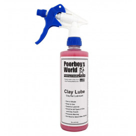 Poorboy's World Clay Lube  473ml - lubrykant do glinki