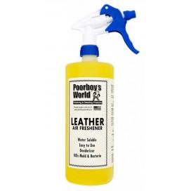 Poorboy's World Air Freshener Leather 946ml - zapach skóry