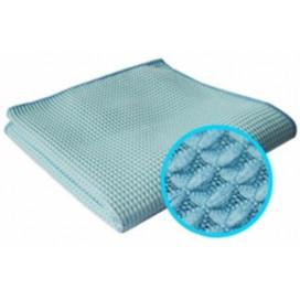 Mikrofibra.PRO Waflowa 40x40 cm 320 g/m2 - do mycia szyb