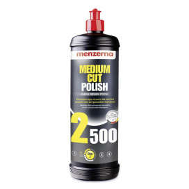 Menzerna Medium Cut Polish 2500 (PF 2500) 1000ml- pasta średnio ścierna
