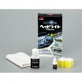 Soft99 Light one - 50ml + 8ml - regeneracja reflektorów