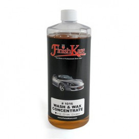 Finish Kare 1016 Wash & Wax Concentrate 916ml, Szampon z woskiem