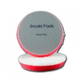 Booski Pads Wool Pad 130mm