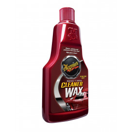 Meguiar's Cleaner Wax Liquid - wosk w płynie