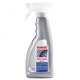 Sonax Wheel Cleaner 500ml - preparat deironizujący do mycia felg