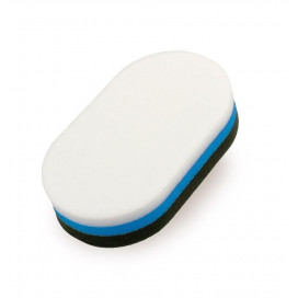 Flexipads Tri-Foam Oval Applicator - aplikator dwustronny