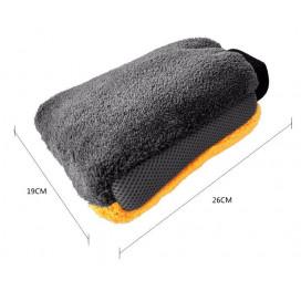 Super Shine Wododporna Rękawica do mycia z mikrofibry