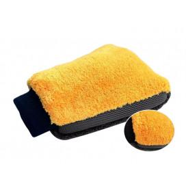 Super Shine Wodoodporna Rękawica do mycia z mikrofibry