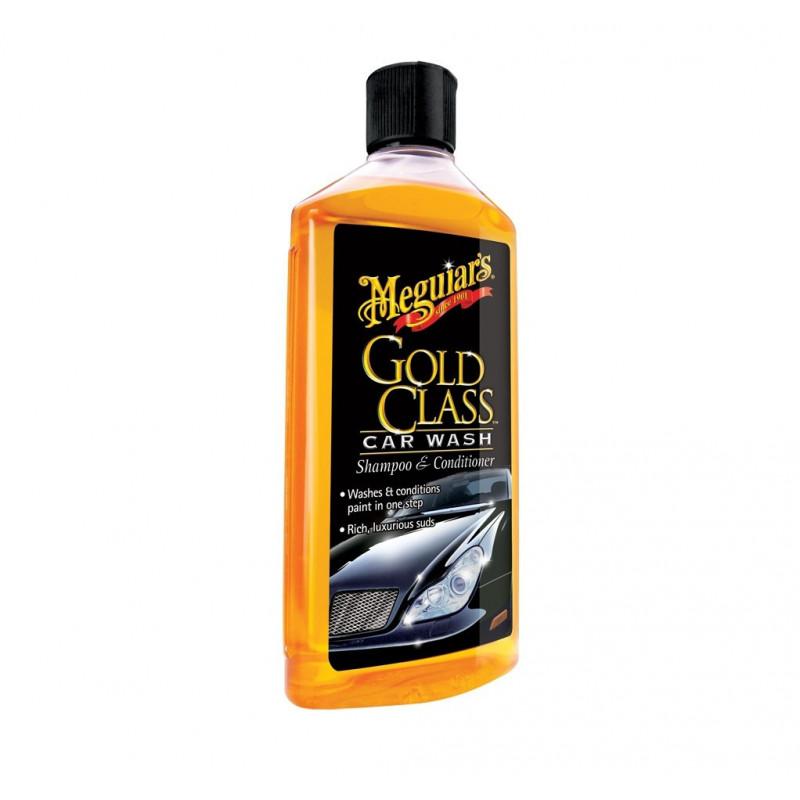 Meguiar's Gold Class Car Wash Shampoo & Conditioner  - szampon do mycia