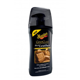 Meguiar's Gold Class Rich Leather Cleaner & Conditioner 414ml do pielęgnacji skóry