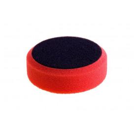 Super Shine Pads Fine 80mm - czerwona, miękka