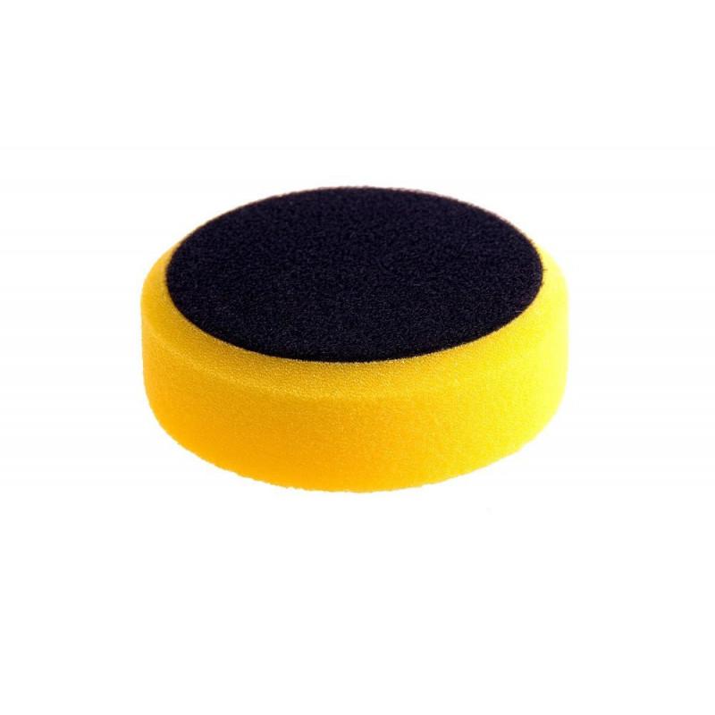 Super Shine Pads Medium 80mm - żółta, średnia