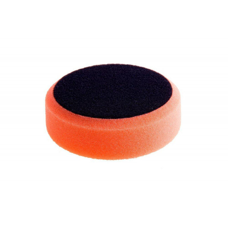 Super Shine Pads Hard Cutting 80mm - pomarańczowa, bardzo twarda