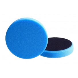 Super Shine Pads Cutting 135mm - niebieska, twarda