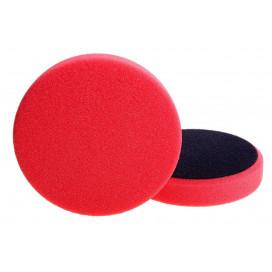 Super Shine Pads Fine 135mm - czerwona, miękka