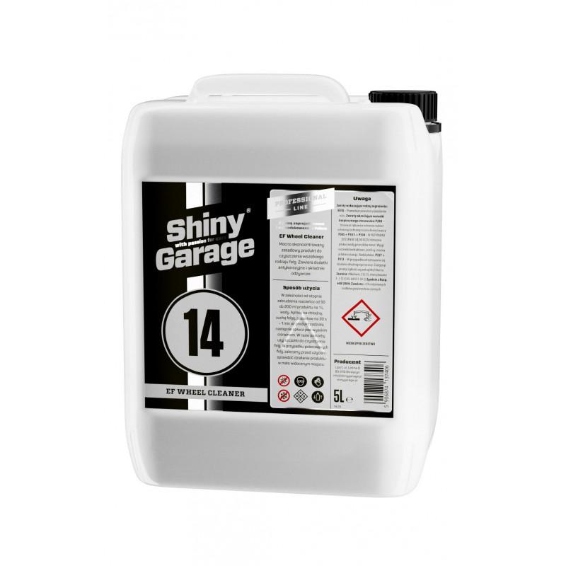 Shiny Garage EF Wheel Cleaner Professional Line 5L - czyszczenie felg
