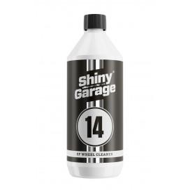 Shiny Garage EF Wheel Cleaner Professional Line 1L - czyszczenie felg aluminiowych i polerowanych