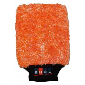 ADBL CareMitt - delikatna rękawica do mycia z mikrofibry
