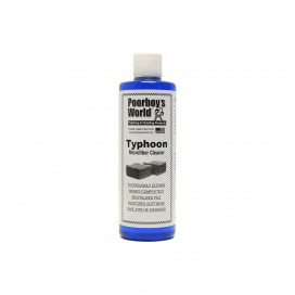 Poorboy's World Typhoon Microfiber Cleaner 473ml - pranie mikrofibr