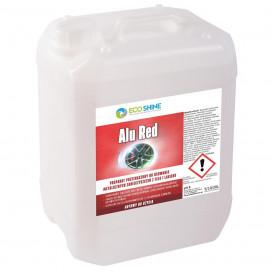 Eco Shine Alu RED 5L - do usuwania metalicznych zanieczyszczeń z felg i lakieru.