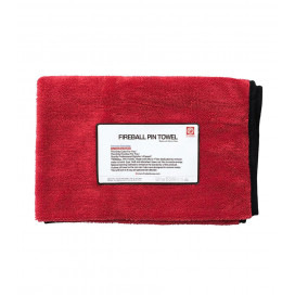 Fireball Pin Towel Red Limited 72x95cm - ręcznik do osuszania