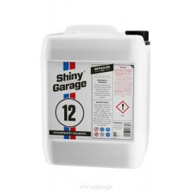 Shiny Garage Strawberry Car Shampoo 5L - bezpieczny dla wosku, gęsta piana