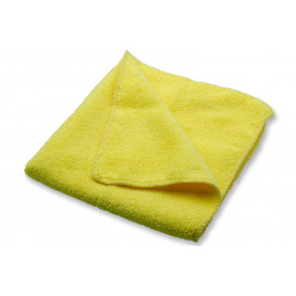 Mikrofibra.PRO Yellow Mini Microfiber 30x30 cm - uniwersalna mikrofibra