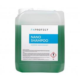 FX Protect Nano Shampoo 5L- bezpieczny z dodatkiem krzemu