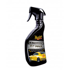Meguiar's Ultimate Quik Wax - wosk w sprayu