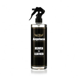 AngelWax Heaven For Leather 500ml - cleaner i odżywka do skóry