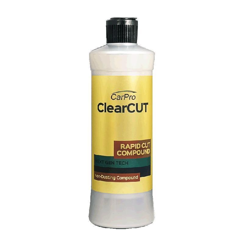 CarPro ClearCUT Compound 500 ml - innowacyjna tnąca pasta polerska
