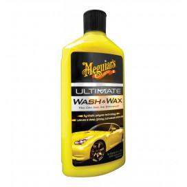 Meguiar's Ultimate Wash & Wax 473ml szampon z woskiem