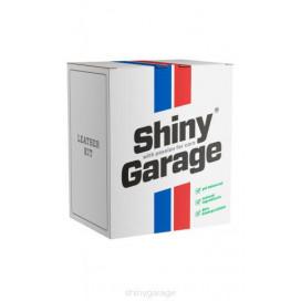 Shiny Garage Leather Kit Soft - zestaw do czyszczenia i pielęgnacji skóry