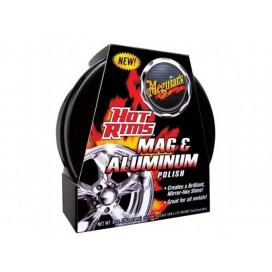 Meguiar's Hot Rims Mag and Aluminum Polish - polerowanie aluminium