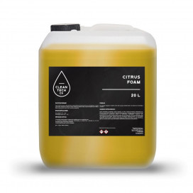 CleanTech Citrus Foam 25L - aktywna piana