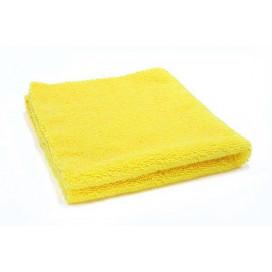 Mikrofibra.PRO Yellow Marlin Edgeless 40x40 cm 350GSM - bezszwowa mikrofibra
