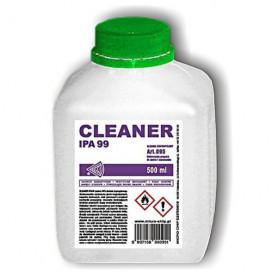 IPA alkohol izopropylowy 500 ml - usuwanie past i wosku