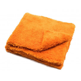 Mikrofibra.PRO Orange Revolution 40x40 cm - delikatna mikrofibra bez obszycia