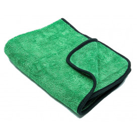 Mikrofibra.PRO Green Devil Twist Towel 90x60cm - ręcznik do osuszania