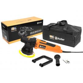 ADBL Roller DA09125-01 maszyna polerska z torbą DA skok 9mm + zestaw gąbek Super Shine Pads