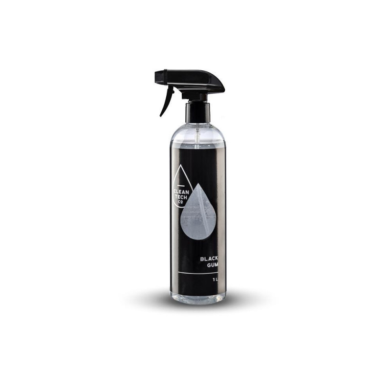 CleanTech Black Gum 1000 ml - czernidło do opon