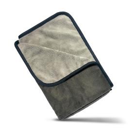 ADBL Mr. Gray Towel 60x40cm - delikatna, gęsta mikrofibra