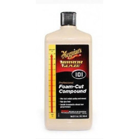 Meguiar's Foam Cut Compound 101 - Pasta polerska mocno-ścierna 946ml