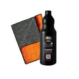 ADBL Shampoo 1L + ADBL Puffy XL - zestaw