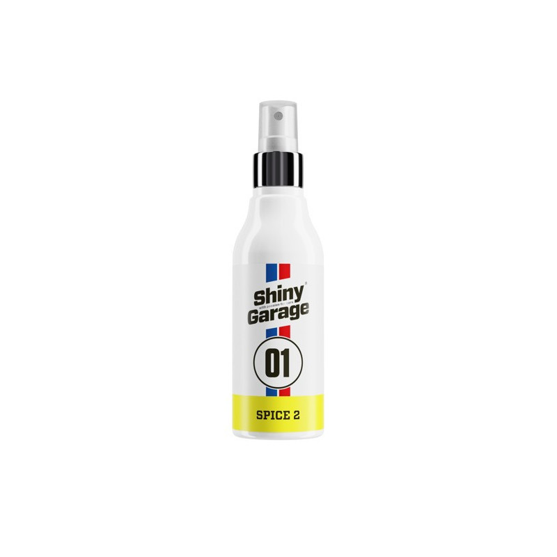 Shiny Garage Spice 2 - zapach Cynamon