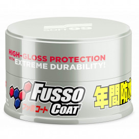 Soft99 New Fusso Coat 12 Months Wax Light - nowa formuła