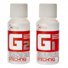GTECHNIQ G1 + G2 ClearVision Smart Glass 2x15ml